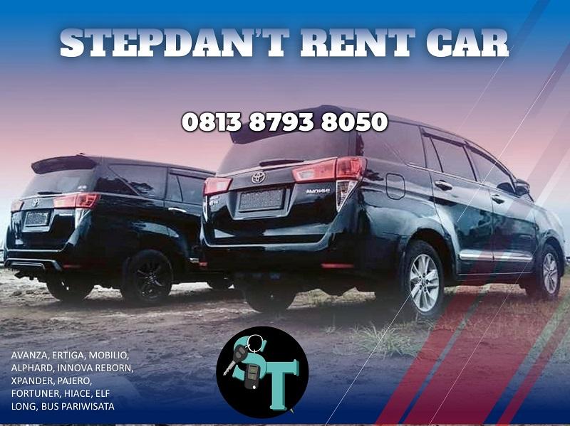 stepdantrentcar.com rental mobil jakarta timur