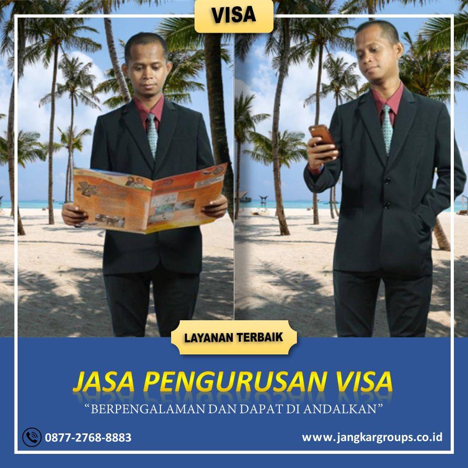 Biro Jasa Pengurusan Visa Terbaik di Jakarta Pusat