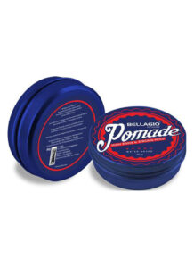 1. Bellagio Pomade High Shine & Strong Hold