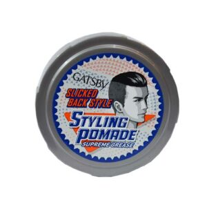2. Gatsby Styling Pomade Supreme Grease